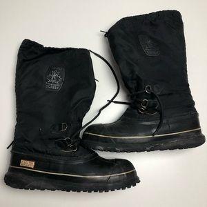 Sorel Safecat Steeltoe Winter Boots Mens Size 10.5